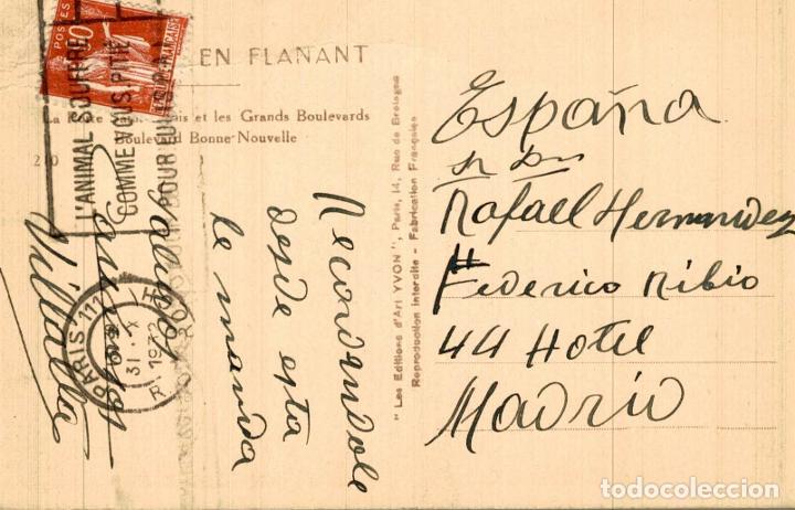 Postales: PARIS, Francia France Frankreich - Foto 2 - 186186570