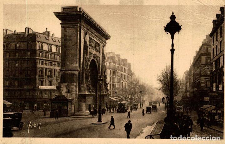 PARIS, FRANCIA FRANCE FRANKREICH (Postales - Postales Extranjero - Europa)