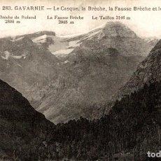 Postales: GAVARNIE FRANCIA FRANCE FRANKREICH. Lote 186200275
