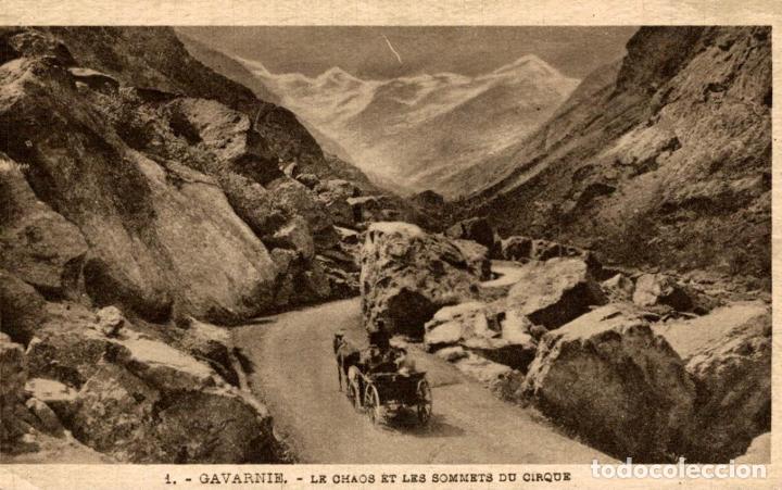 GAVARNIE FRANCIA FRANCE FRANKREICH (Postales - Postales Extranjero - Europa)