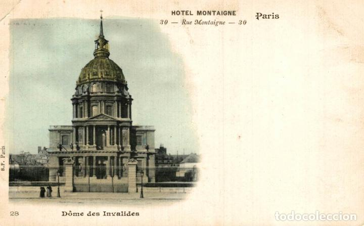 PARIS FRANCIA FRANCE FRANKREICH (Postales - Postales Extranjero - Europa)