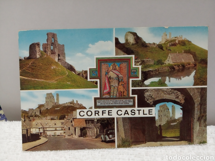 CORFE CASTLE (Postales - Postales Extranjero - Europa)