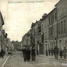 Postales: 82 MONTAUBAN - FAUBOURG LACAPELLE. Lote 186211153