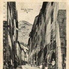 Postales: BRIANCON GRAND RUE ET GRANDE GARGOUILLE. Lote 186282525