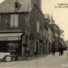 Postales: ARREAU LA GRAND RUE. Lote 186291610