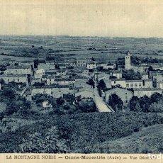 Postales: RARE LA MONTAGNE NOIRE - CENNE MONSETIES 11 VUE GENERALE. Lote 186387182