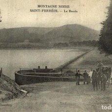 Postales: CPA 31 MONTAGNE NOIRE BASSIN DE SAINT FERREOL. Lote 186391402