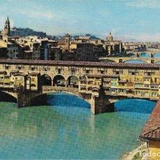 Cartes Postales: ITALIA, FLORENCIA, PUENTE VECCHIO - OK 203 - S/C. Lote 187391352