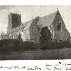 Postales: NARBOROUGH CHURCH. Lote 187395625