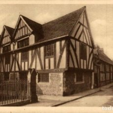 Postales: THE GUILDHALL, LEICESTER. Lote 187395648