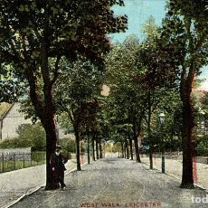 Postales: WEST WALK, LEICESTER. Lote 187395667
