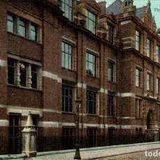 Postales: TECHNICAL SCHOOL. LEICESTER. Lote 187395685