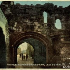Postales: PRINCE RUPERT S GATEWAY LEICESTER. Lote 187395812