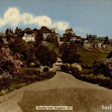 Postales: THURNBY FROM STOUGHTON HILL. Lote 187395827
