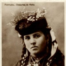 Cartes Postales: PORTUGAL COSTUMES DO MINHO. Lote 187575997