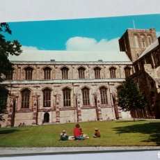 Postales: WHINCHESTER CATHEDRAL. Lote 188583038