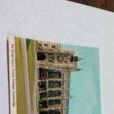 Postales: CAMBRIGE COLLEGE. Lote 188583151