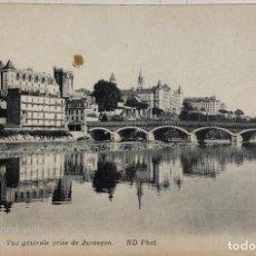Postales: TARJETA POSTAL DE FRANCIA-PAU. VUE GENERALE PRISE DE JURANCON.. Lote 188620468