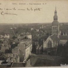 Postales: TARJETA POSTAL DE FRANCIA-DINAN- VUE GENERALE.. Lote 188621108