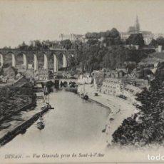 Postales: TARJETA POSTAL DE FRANCIA-DINAN-VUE GENERALE PRISE DU SAUT-A-L'ANE.. Lote 188621181