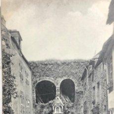 Postales: TARJETA POSTAL DE FRANCIA-DINAN-LA PORTE DU JERSUAL.. Lote 188621253