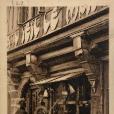 Postales: TARJETA POSTAL DE FRANCIA-DINAN-LA VIEILLE MAISON-EVENTAIVE.. Lote 188621398