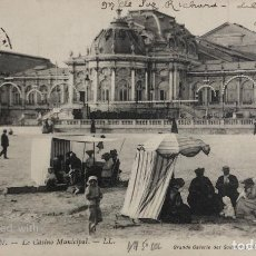 Postales: TARJETA POSTAL DE FRANCIA-ROYAN-LE CASINO MUNICIPAL.. Lote 188623287