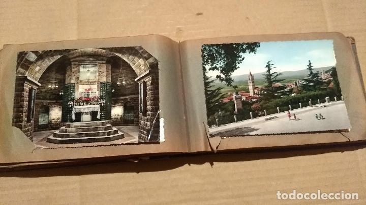 Postales: Álbum antiguo con 98 postales, de Roma y otras ciudades europeas. Inicios S XX - Foto 30 - 188669680