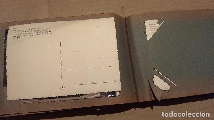 Postales: Álbum antiguo con 98 postales, de Roma y otras ciudades europeas. Inicios S XX - Foto 31 - 188669680