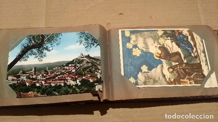 Postales: Álbum antiguo con 98 postales, de Roma y otras ciudades europeas. Inicios S XX - Foto 32 - 188669680