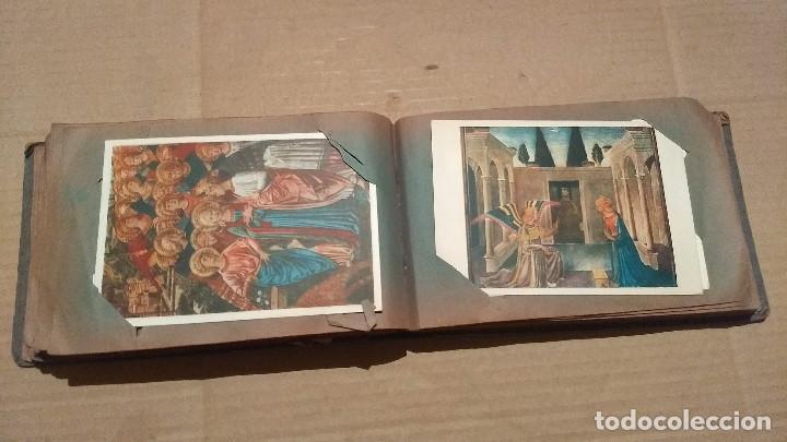Postales: Álbum antiguo con 98 postales, de Roma y otras ciudades europeas. Inicios S XX - Foto 34 - 188669680