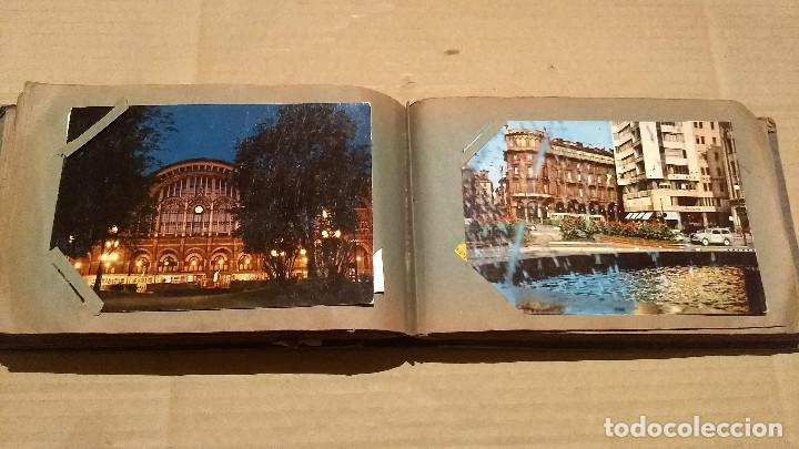 Postales: Álbum antiguo con 98 postales, de Roma y otras ciudades europeas. Inicios S XX - Foto 35 - 188669680