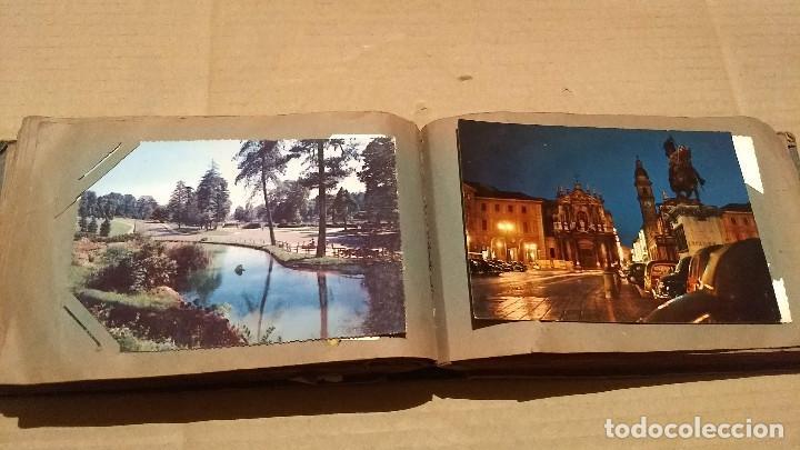 Postales: Álbum antiguo con 98 postales, de Roma y otras ciudades europeas. Inicios S XX - Foto 36 - 188669680