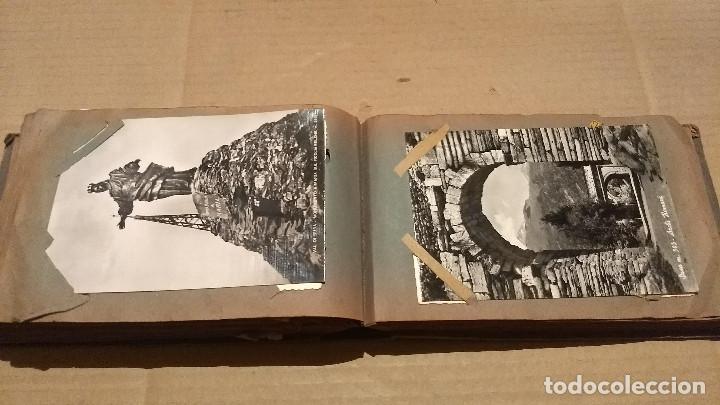 Postales: Álbum antiguo con 98 postales, de Roma y otras ciudades europeas. Inicios S XX - Foto 38 - 188669680