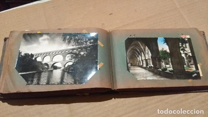 Postales: Álbum antiguo con 98 postales, de Roma y otras ciudades europeas. Inicios S XX - Foto 39 - 188669680