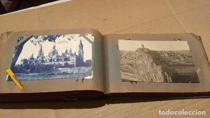 Postales: Álbum antiguo con 98 postales, de Roma y otras ciudades europeas. Inicios S XX - Foto 43 - 188669680