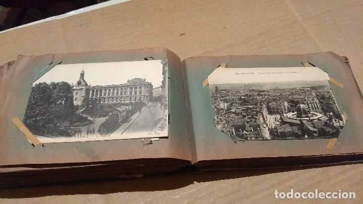 Postales: Álbum antiguo con 98 postales, de Roma y otras ciudades europeas. Inicios S XX - Foto 44 - 188669680