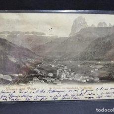 Postales: TARJETA POSTAL DE GRUSS AUS TIROL. AUSTRIA.. Lote 189541693