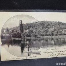 Postales: TARJETA POSTAL DE GRUSS AUS BRUNN. ALEMANIA.. Lote 189543811