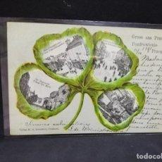 Postales: TARJETA POSTAL POLONIA. GRUSS AUS PRZEMYSL.. Lote 189544395