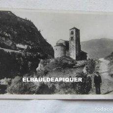 Postales: VALLE DE ANDORRA. CAPILLA ROMANA DE SANT JOAN DE CASSELLAS. LABOUCHE. SIN CIRCULAR. CCTT. Lote 189815847