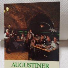 Postales: AUGUSTINER KELLER. Lote 190088483