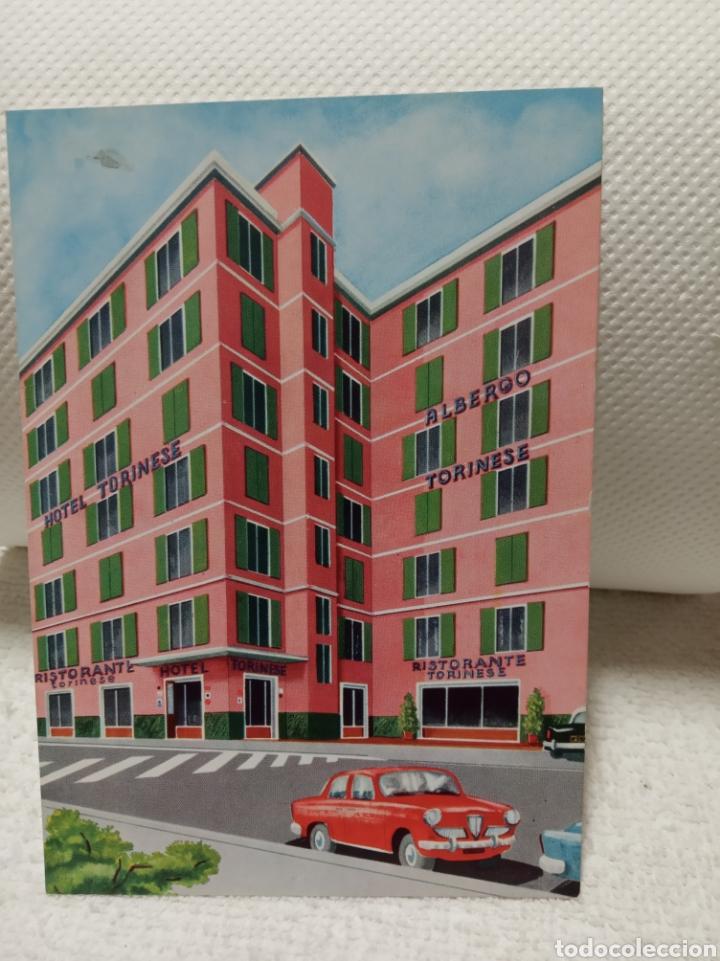 HOTEL TORINESE (Postales - Postales Extranjero - Europa)