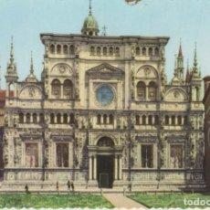 Postales: ITALIACERTOSA DE PAVIA LA IGLESIA POSTAL NO CIRCULADA. Lote 190323812