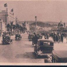 Postales: POSTAL NICE - ALPES MARITIMES - PROMENADE DES ANGLAIS - YVON - COLLECTION COTE D'AZUR. Lote 190326773