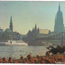Postales: POSTAL ALEMANIA - FRANKFURT AM MAIN. Lote 190331187