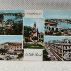 Postales: TOULOUSE. Lote 190559835