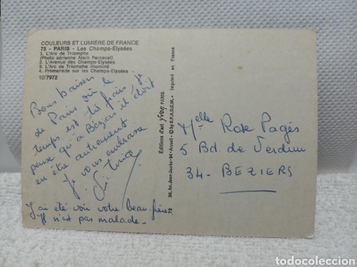 Postales: Paris - Foto 2 - 190559995
