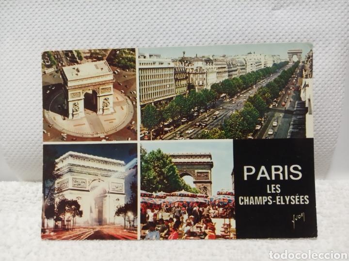 PARIS (Postales - Postales Extranjero - Europa)