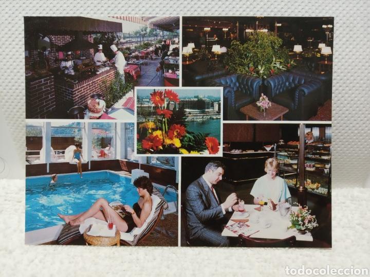 HOTEL DUNA (Postales - Postales Extranjero - Europa)
